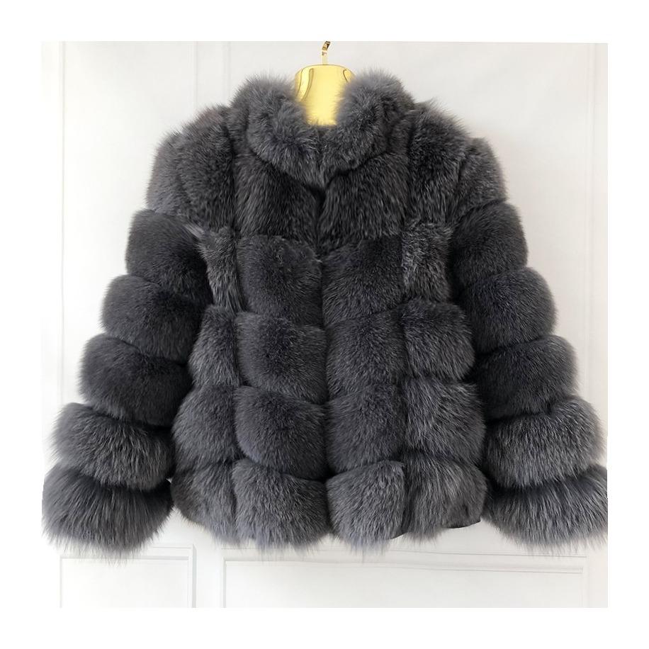 Kožešinový kabát Alexa - liška