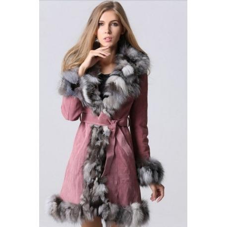 Kožešinový kabát - liška