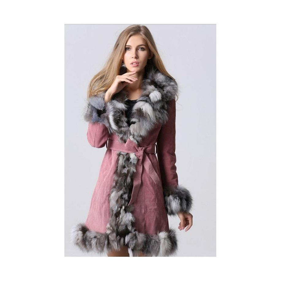 Kožešinový kabát Joanna - liška - Pelle 7ad61924ae