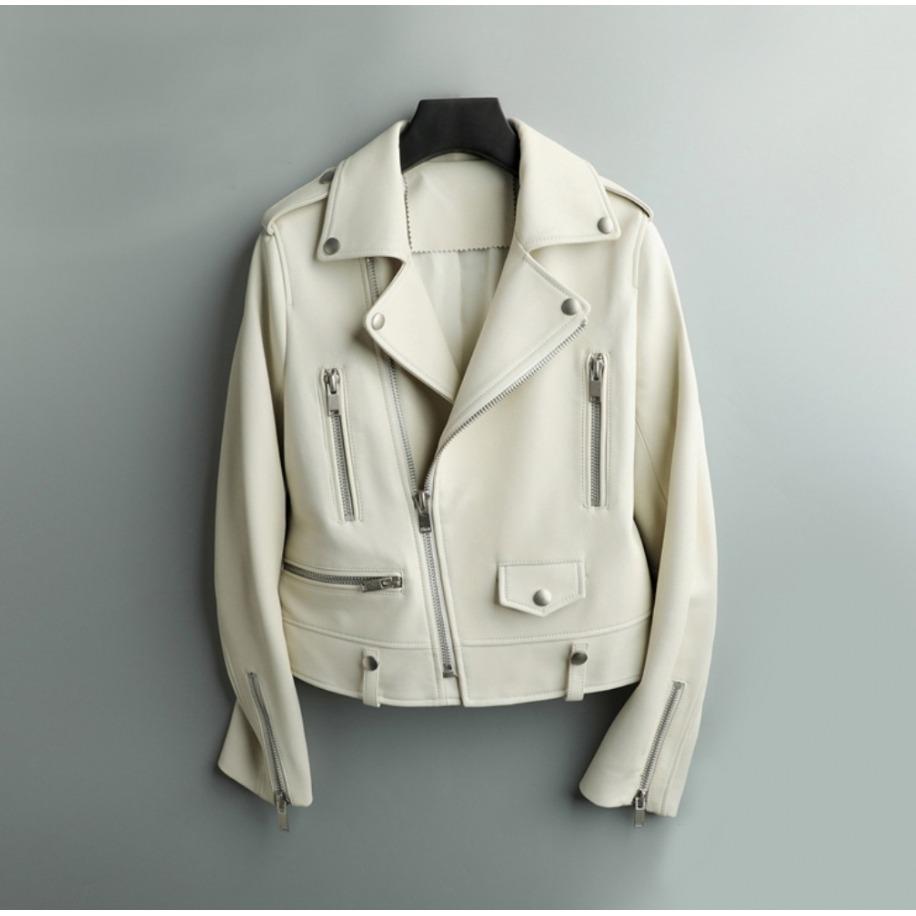 Dámská kožená bunda Adele