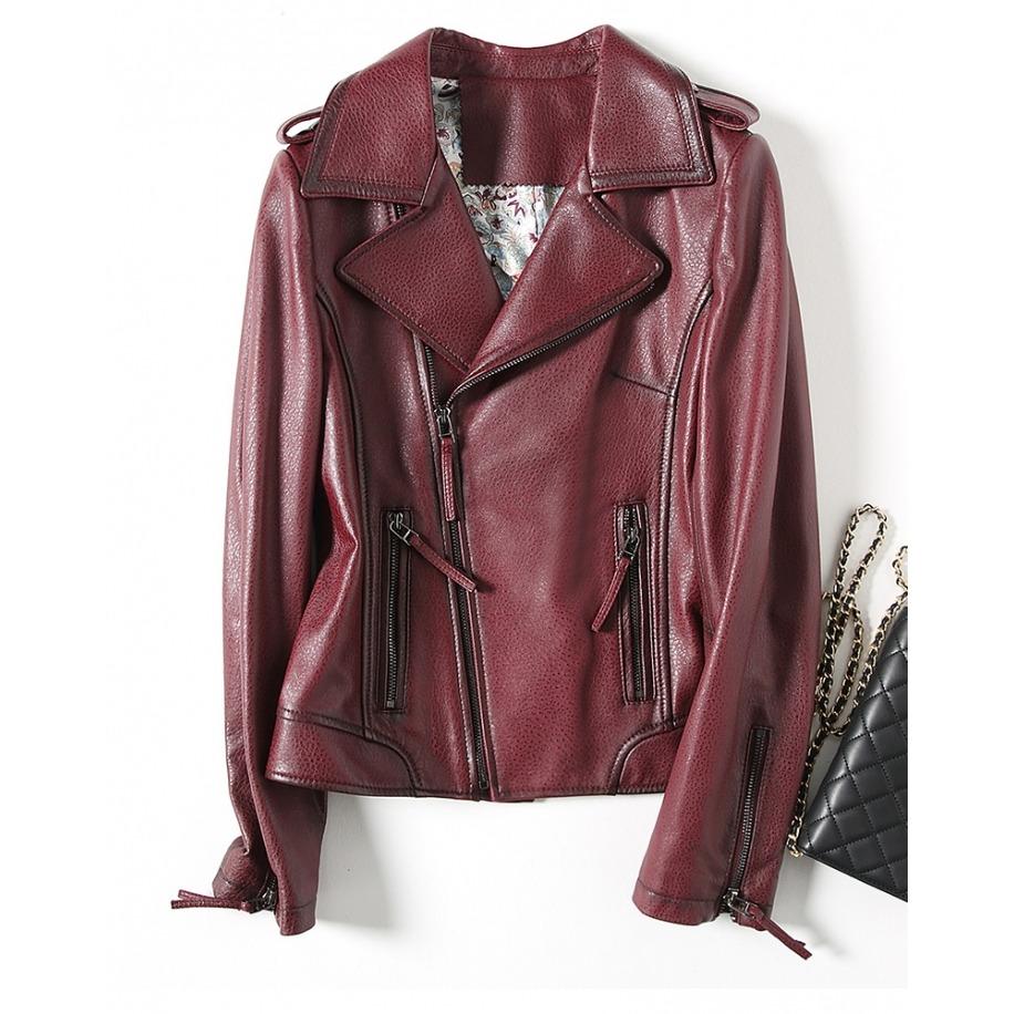 Dámská kožená bunda Stella