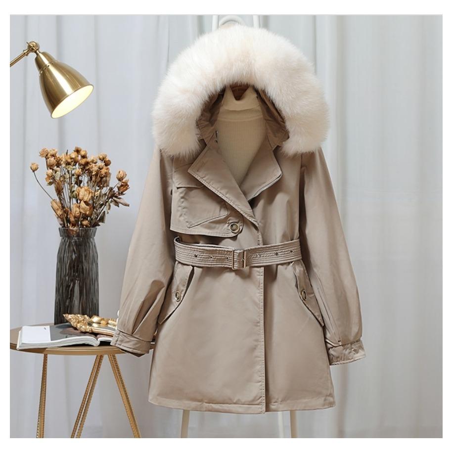 Dámská bunda Karen - liška