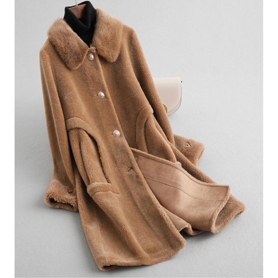 Dámský kabát Kendal - liška