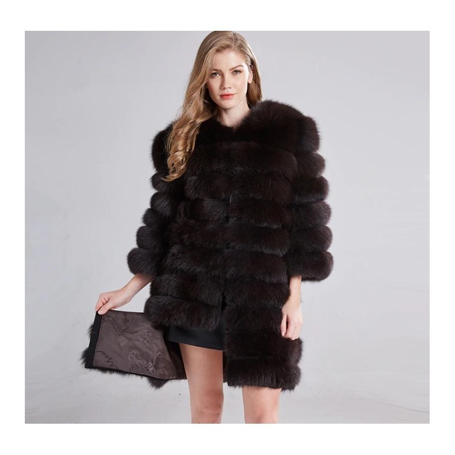 Kabát Laura - liška 4 v 1
