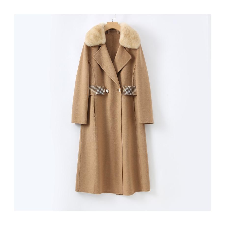 Dámský kabát Christina - liška