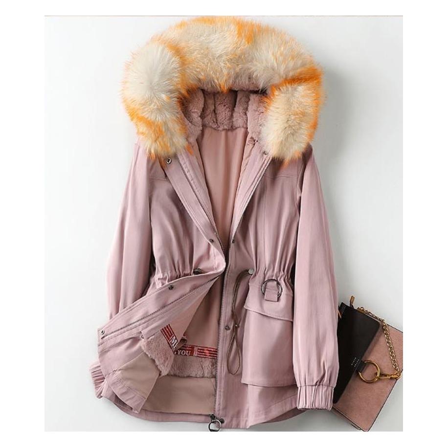 Dámská bunda Carolina - liška