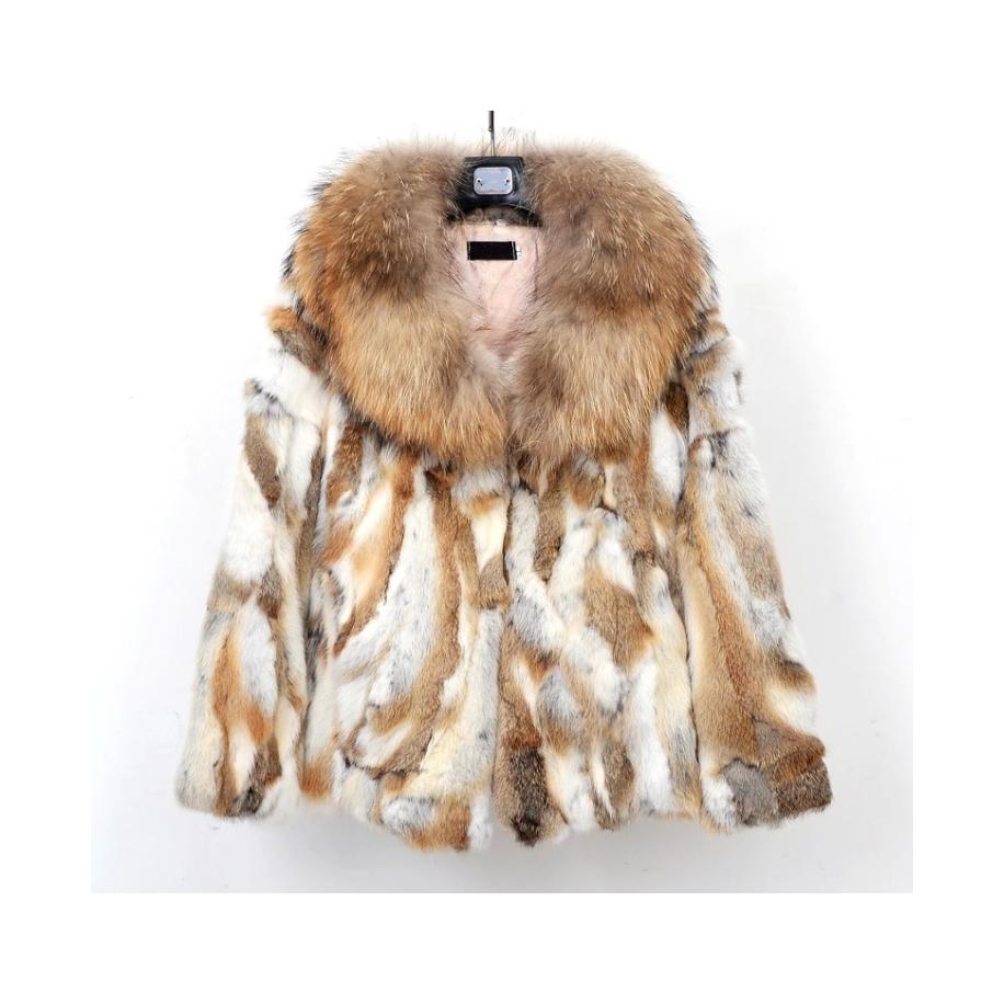 Kožešinový kabát Ingrid -...